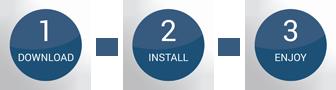 Cloudscape Screensaver Easy Screensaver Install