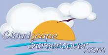 Cloudscape Screensaver